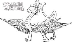 DragonMasters_ColoringKepri-1
