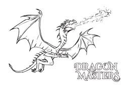 DragonMasters_ColoringVulcan-1
